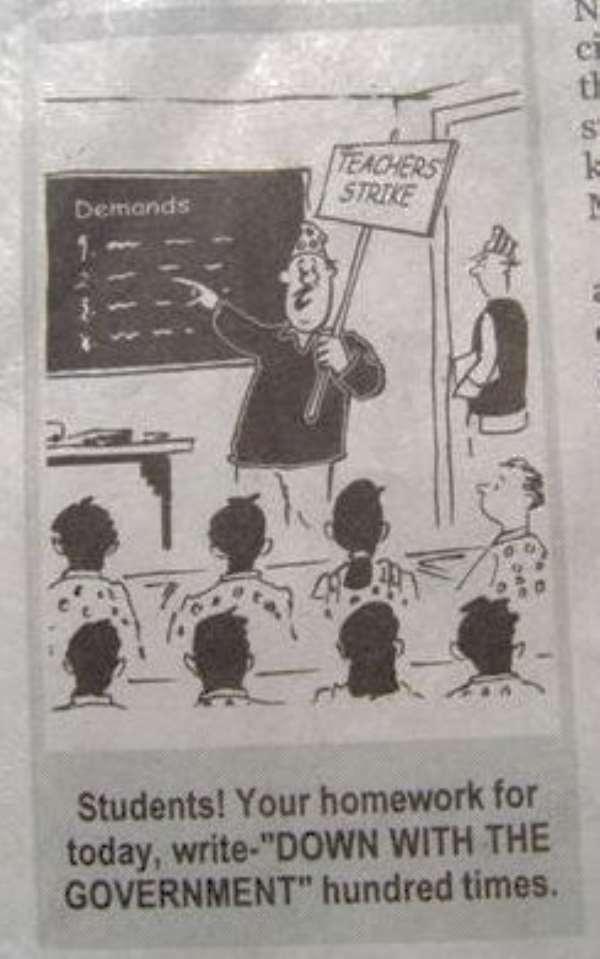 Teachers Get Negotiation Committee